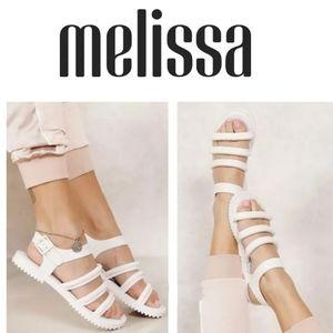 Melissa + Vitorino Campos Sandals